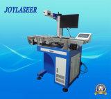 Planta de fabricación automatizada de la venta directa de la fábrica máquina de la marca del laser de la fibra