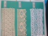Hilados de algodón del cordón de las máquinas de tejer