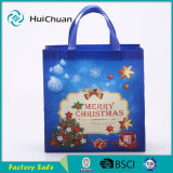 Saco não tecido quente do presente do saco do saco do Natal da venda