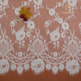 Merletto del ciglio di alta qualità/merletto di modo per i vestiti