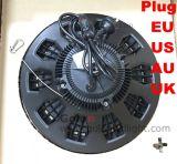 Più nuovo alto indicatore luminoso della baia di disegno 120lm/W 200W 150W 100W LED di alto potere con l'Ue noi spina del Regno Unito dell'Au