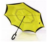 高品質の逆によって逆にされるまっすぐな傘(OCT-TXR006)
