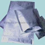 Saco do empacotamento plástico de folha de alumínio com Ziplock