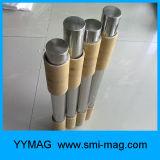 Barra magnética permanente de NdFeB del imán del filtro de gran alcance de Rod