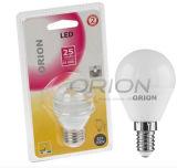 Buona lampadina di prezzi 3W 5W E27 E14 G45 LED per illuminazione domestica