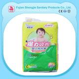 Tipo disponible fino estupendo pañal recién nacido de la venta caliente del bebé