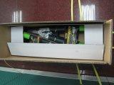 El jardín del condensador de ajuste del jardín Scissors esquileos telescópicos del seto con la lámina ondulada