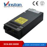 электропитание SMPS 800W Scn-800 48V одновыходовое параллельное регулирует