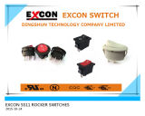 Ss11 Interruptor basculante con 16A High Rating UL Switch