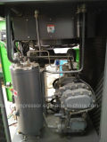 10HP 2ステージの圧縮の磁石インバーターねじ空気圧縮機