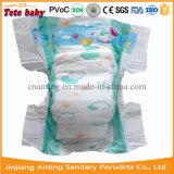 Tecido descartável econômico do bebê da fita da película Backsheet+PP do PE