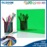 Olsoon lasersnijden Dienst Zorg Gekleurde Spiegel Plastic acryl