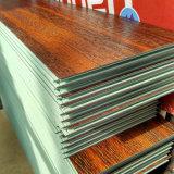 Tablones del suelo del vinilo de WPC/azulejos, tarjeta de la pared, revestimiento de la pared