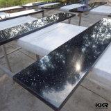 Countertop кухни камня кварца смолаы полиэфира искусственний