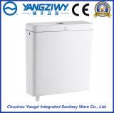Réservoir fixé au mur de toilette de pp pour le carter d'accroupissement (YZ1097)