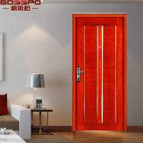 Двери деревянного пожара Veneer дуба Rated одиночные (GSP4-018)