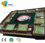 Super Rich Man Máquinas eletrônicas de jogo de poker Mini Chip Price Casino Roulette Table