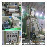 Macchina di salto della pellicola dell'HDPE (MD-H) con le componenti durevoli