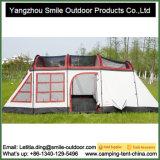 8-10 Schlafzimmer der Personen-2 1 Hall-wasserdichtes kampierendes Familien-Zelt