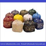 Chapéu muçulmano de Embrodiery do turbante para o homem africano usado para o chapéu da oração