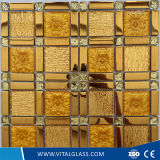 Colorido / Tined / Decorative Wired Figured Forno Vidro / Vacuum Tempered Bent Ceramic Bulletproof Glass