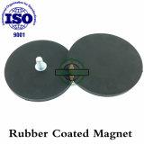 Magnete rivestito di gomma del POT della holding di alto potere per l'indicatore luminoso di cupola