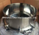 Portais externos higiênicos de Manway da pressão de abertura do aço inoxidável
