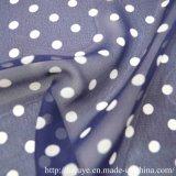Tissu 100d Chiffon Chiffon/estampé pour des habillements