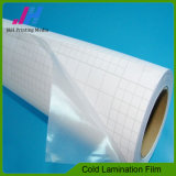 Gloss Étincelle froid Laminage PVC Film