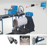 Máquina de estaca da placa da tubulação de aço do metal do cortador do gás do plasma do CNC