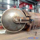 Autoclave cheia do Vulcanization do aquecimento de vapor da automatização da alta qualidade de Sinomac