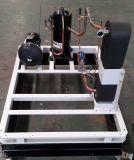 공기는 더 쌀쌀한 산업 물에 의하여 냉각된 물 냉각장치를 냉각했다