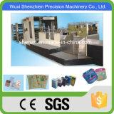Sacco di carta del cemento dello SGS che fa macchinario
