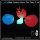 Muebles plásticos rotatorios del LED que moldean para el restaurante del jardín