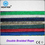 corda Braided del poliestere del doppio di colore di 3-18mm con il prezzo di fabbrica