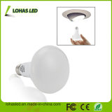 Dimmable LEDの照明Br20 Br30 E27 9W 15W 20W日光白いLEDの球根