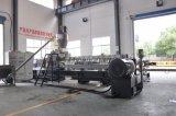 Masterbatch를 채우기를 위한 2단계 유리 섬유 플라스틱 합성 기계