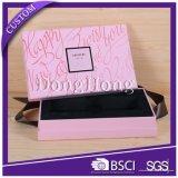 Персонализированная бумаги отделки логоса коробка штейновой пустая косметическая Cream