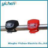 Licht des Silikon-wasserdichtes Superfrosch-Fahrrad-LED