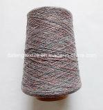 セクションヤーン及びカシミヤ織によって混ぜられるヤーン、手の編むことのためのより多くのカラー