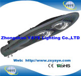 Garantie chaude de la vente Ce/RoHS/UL/Saso de Yaye 18 3 ans de 120W DEL de réverbères avec 14400lm (watts procurables : 12W-320W)