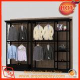 Stand de meubles d'étalage de vêtement en métal pour la mémoire