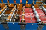 Roulis en acier souple de tuile de toit de tuile d'opération de toit formant la machine