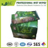 Изготовленный на заказ салфетки трактира намочили Wipes ткани влажные