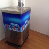 Popsicle de glace faisant la machine avec le compresseur de Tecumseh