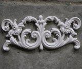 Het gesneden Ornament van Appliques Pu van het Polyurethaan Decoratieve hn-S010