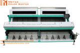 Metak 640 CCDの米のムギカラー選別機、インポートされた品質の本管の部品