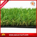 屋外の運動場のための柔らかい人工的な草の総合的な泥炭