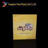 Großhandelsnormaltyp Belüftung-materielle Anzeigen-Spielkarten 100% Yh17