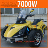 Electric Power 7000W ATV Quad Bike Trike